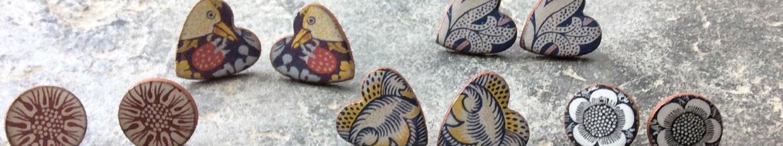 Earring Styles Stockwell Ceramics