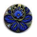Floral Buttons Stockwell Ceramics