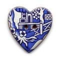 Willow Pattern Buttons Stockwell Ceramics