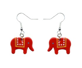 Indian Inspired Earrings Stockwell Ceramics
