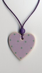 Bright Pendant Necklaces Stockwell Ceramics