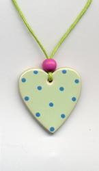 Bright Pendant Necklaces Stockwell Ceramics