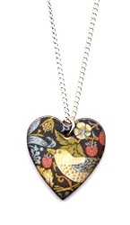 Heritage Pendant Necklaces Stockwell Ceramics